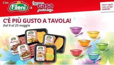 Con Fileni un esclusivo set da tavola Guzzini | Coupon, Buoni Sconto, spesa e benzina. Promozione varie | Scoop.it