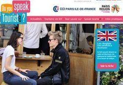 """""""Yes I speak touriste"""", l'appli pour mieux accueillir les touristes étrangers - L'Echo Touristique   E-tourisme & numérique   Scoop.it"""
