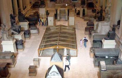 Musée du Caire: déserté par les touristes | Égypt-actus | Scoop.it