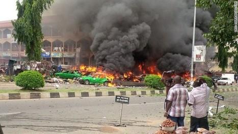 Blast kills 21 at plaza in Nigerian capital | Broadband Africa | Scoop.it