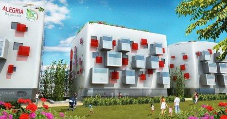 Nouveau programme immobilier neuf ALEGRIA à Bayonne - 64100 | L'immobilier neuf sur Bayonne | Scoop.it