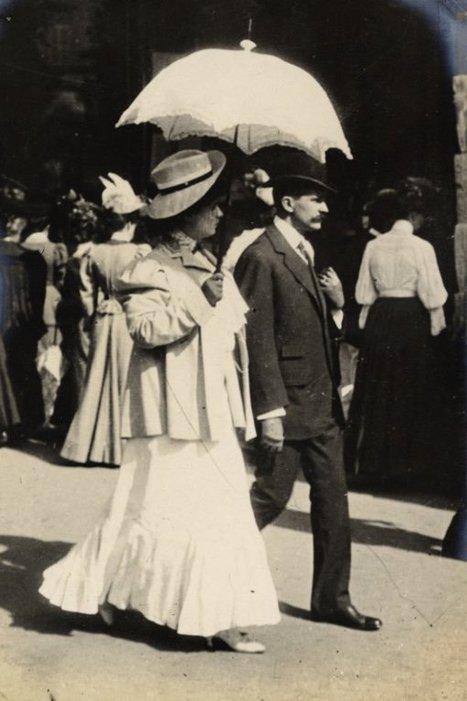Street style s početka prošlog veka | Plezir | istorijski i scenski kostim | Scoop.it