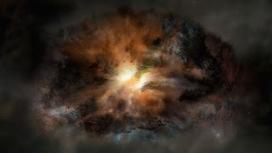Ça se passe là haut...: La galaxie la plus lumineuse de l'Univers en train de s'auto-détruire | C@fé des Sciences | Scoop.it