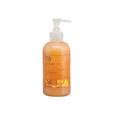 Organic Body Lotion By The Body Shop | Makeup and Beauty | Scoop.it