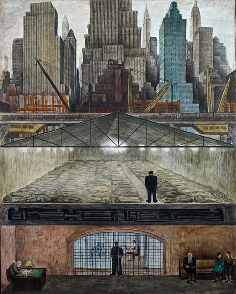 Murals for a modern world: Diego Rivera at MoMA | Murals | Scoop.it