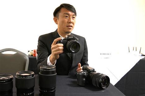 Interview with Makoto Oishi on the new Fuji GFX 50S   Photo and Fujifilm   Scoop.it
