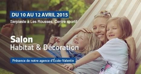 Salon Habitat et Décoration à Les Rousses du 10 au 12/04 | Avis Serplaste | Scoop.it