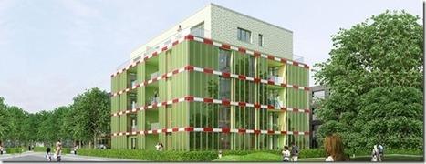 Edificio construido con energía regenerativa a partir de las algas | Biochemical Engineering | Scoop.it