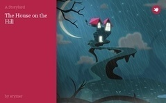 Storybird - Collaborative storytelling | ENGLISH LANGUAGE FOR PRIMARY EDUCATION | Scoop.it
