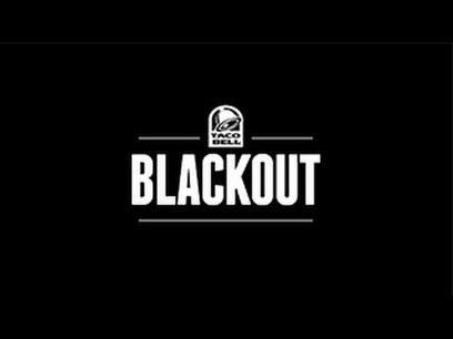 Callarse para hacer ruido: el apagón de Taco Bell | Publicidad y comunicación | Scoop.it