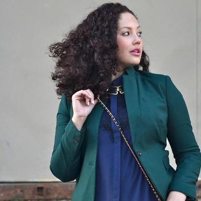 'Fatshion' Community Finds Beauty in Plus-Sizes | Social web for women | Scoop.it