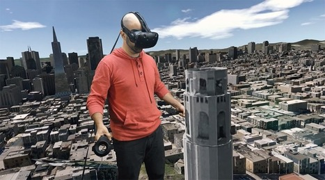 Like a giant: Teleport & trample through US cities with VR headset game (VIDEO) | Business News & Finance | Scoop.it