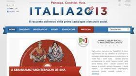"""Ecco Italia2013, il voto visto dalla rete """"Raccontiamo le prime elezioni social""""   Comunicazione Politica e Social Media in Italia   Scoop.it"""