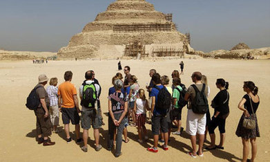 Egypt's tour guides to embark on open strike in November   Égypt-actus   Scoop.it