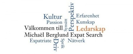 How Expat Search Can Be Beneficial For Career | Stockholm executive jobs | Scoop.it