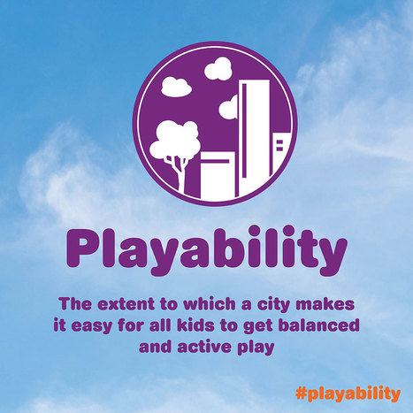 Playful City USA   This Gives Me Hope   Scoop.it