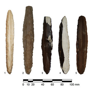 The use of multi-criteria GIS to analyse the long flint blades of Sardinia, Italy | Archaeology Articles and Books | Scoop.it