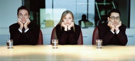 9 Things That Make You Look Really Unprofessional in Meetings | Autodesarrollo, liderazgo y gestión de personas: tendencias y novedades | Scoop.it