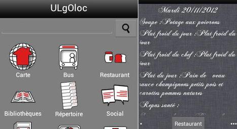 Le Soir.be ⎥Une application pour s'y retrouver à l'ULg | L'actualité de l'Université de Liège (ULg) | Scoop.it