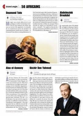 Jeune Afrique : notre patron, cet homme si influent ! - Arrêt sur images | Afrique | Scoop.it
