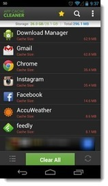 How to clear app cache from Android devices ~ KachiBlog Today's Technology Unlimited | How To | Scoop.it
