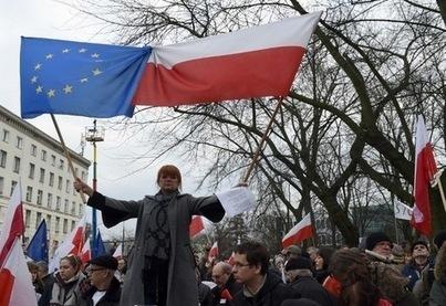 Le gouvernement polonais prend le contrôle des médias publics | DocPresseESJ | Scoop.it