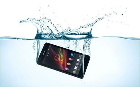 New coating could lead to waterproof mobile phones | Mobile Phone Technology | Scoop.it