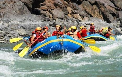 Top 5 Indian Adventure Water Sports | About India | Scoop.it