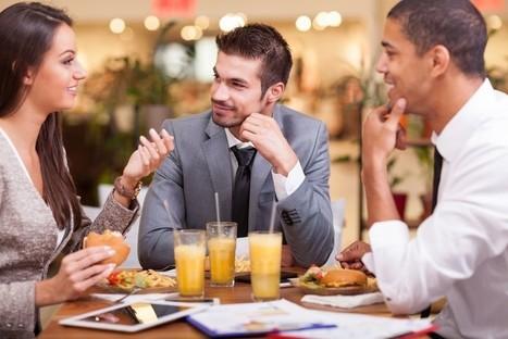 Les déjeuners pros peuvent être bons pour votre carrière | Veille professionnelle des Bibliothèques-Médiathèques de Metz | Scoop.it