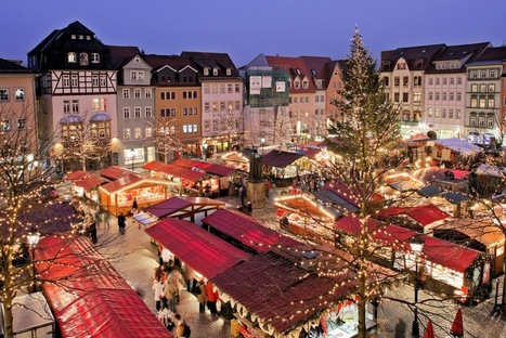 Christmas Traditions All Around France   9Holidays   Scoop.it
