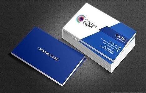 Best Websites For Making Your Business Cards | Internet & Social Media | Scoop.it