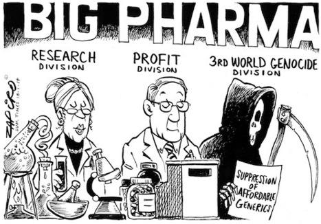Les médicaments sont la troisième cause de décès | Co-creation in health | Scoop.it