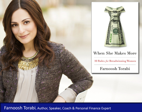 Farnoosh Torabi: How Female Entrepreneurs Can Deal With Being The Breadwinners | Online, Social Media, Marketing | Scoop.it