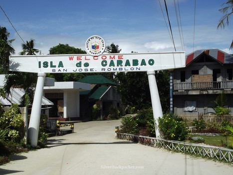 Carabao Island   silverbackpacker.com   Philippine Travel   Scoop.it