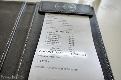 7 Tricks Used by Servers to Increase the Bill (and their Tips) | | Teacher Tools and Tips | Scoop.it