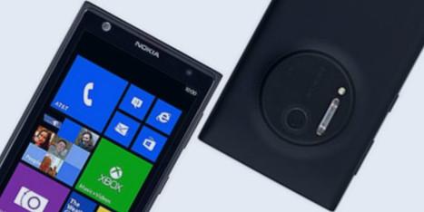 Nokia Lumia 1020 Images Leaked   FreakyWorld   FreakyWorld   Scoop.it