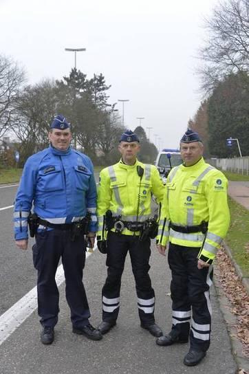 Nieuwe uitrusting voor de politie   HLN Turnhout   Gazet van Turnhout   Scoop.it
