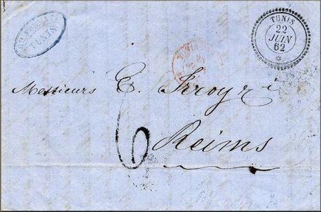 La Tunisie et sa poste au XIXème siècle | Brèves de scoop | Scoop.it