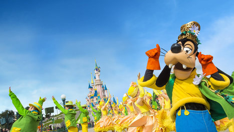 Find most suitable transfer from Paris Gare du Nord station to Disneyland | paris shuttle cdg airport to paris city disneyland | Scoop.it