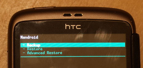 Restoring Android Device By Using NAND Backup | AndroidTuition | Scoop.it