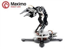 InnoTechnix is Launching an Arduino Maximo Robot Arm on Indiegogo | Virtual-Strategy Magazine | Raspberry Pi | Scoop.it
