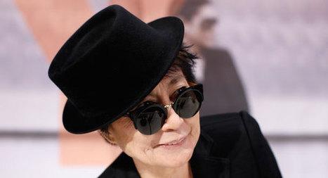 Yoko Ono pushes for gun control | Gun Control Debate | Scoop.it