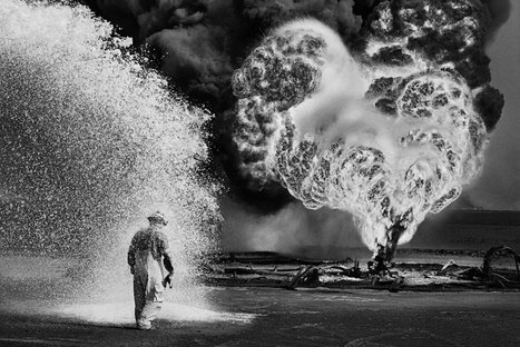 Le Désert de feu de Sebastião Salgado | VICE | France | Photographie | Scoop.it