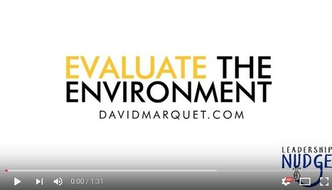 Evaluate the Environment | Business change | Scoop.it