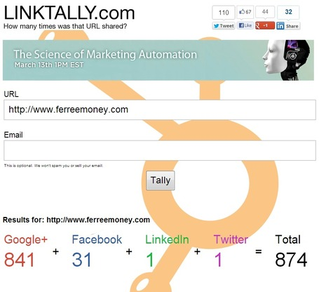 LinkTally.com | Google Plus and Social SEO | Scoop.it