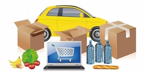 L'e-commerce de produits de grande consommation estimé à 130 milliards de dollars en 2025 | Colis Privé | Scoop.it