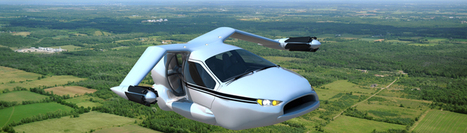 Flying cars are now a reality – set to launch in 2015 - Terrafugia | Virtual Worlds & the Digital Future | Scoop.it