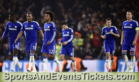 Chelsea after Losing to Paris St-Germain in Champions LeagueLast-16 | Champions League Updates | Scoop.it
