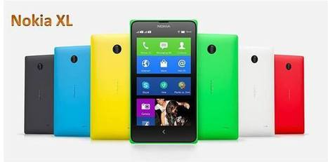 Nokia XL android phone launched at Rs 11,489 | Free Classified Ads India | Scoop.it