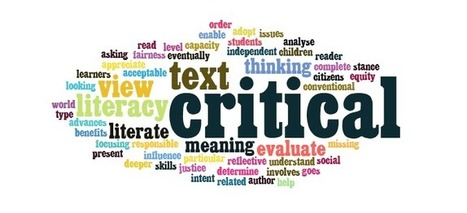 Critical-Literacy - home   Reading, Research and Reflection   Scoop.it